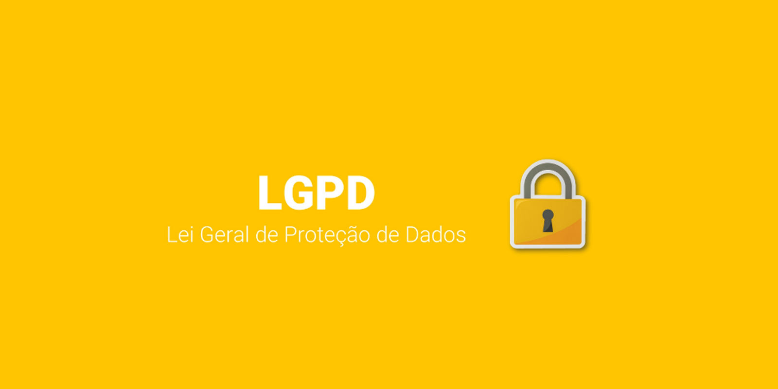 LGPD - Lei Geral de Proteção de Dados Pessoais